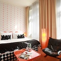 Vintage Design Hotel Sax Prague  Czechia