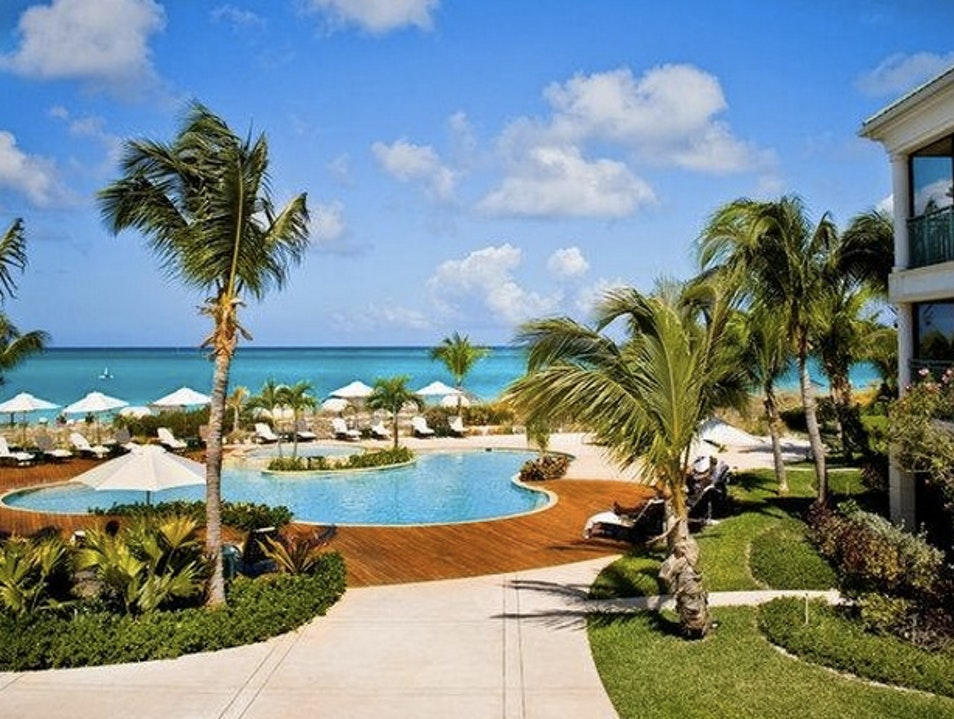 Affordable Luxury on Grace Bay Beach Grace Bay  Turks and Caicos Islands