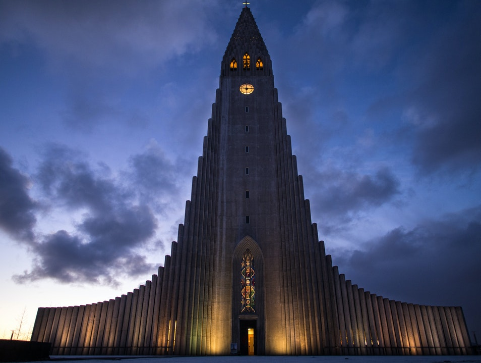 See the Ultimate Church Steeple: Hallgrímskirkja Church in Reykjavik