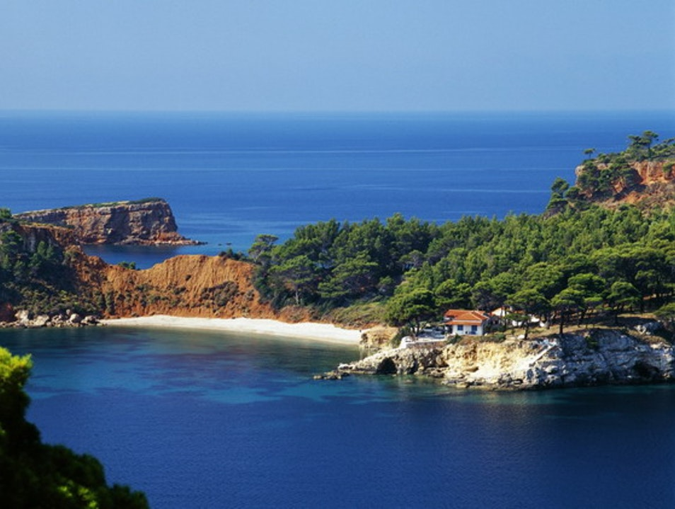 Breathtaking Alonissos Sporades  Greece