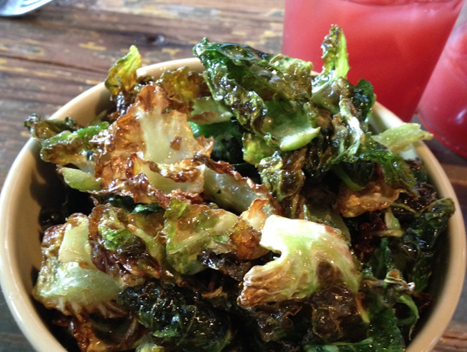Fried Brussel Sprouts...you'll love vegetables this way!