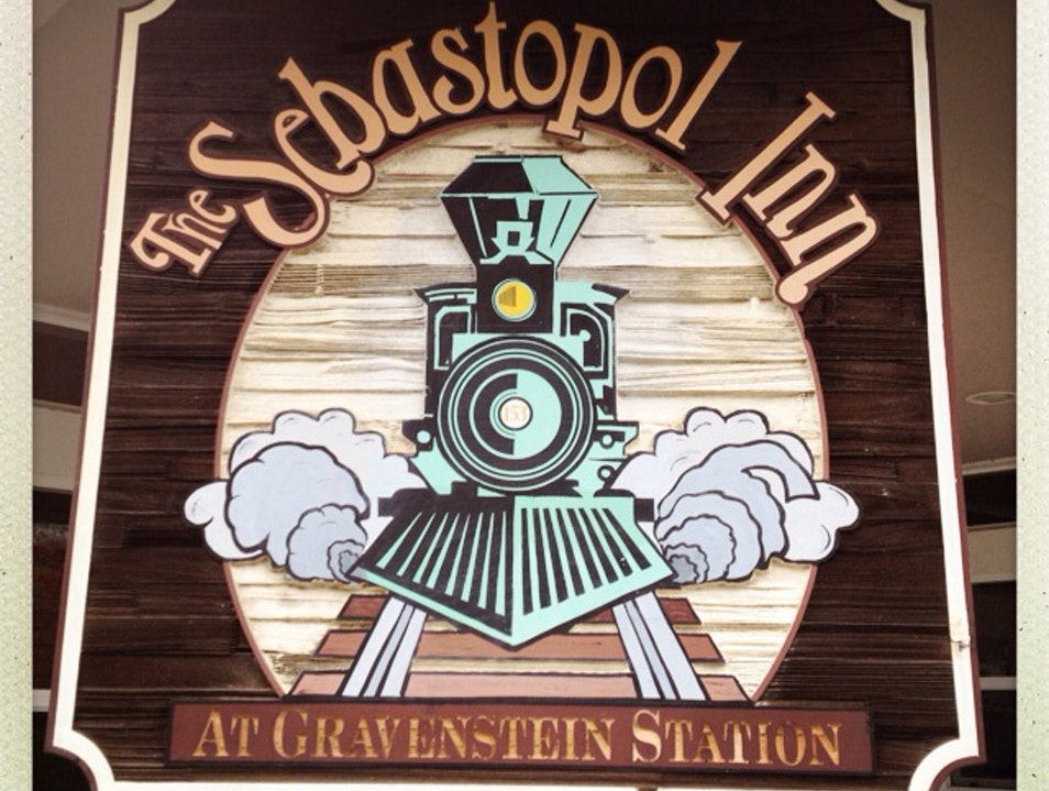 A New Life at the Old Train Station Sebastopol California United States