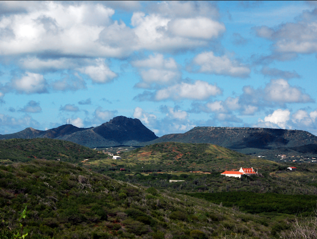 Hiking Curacao's Wild North Shore