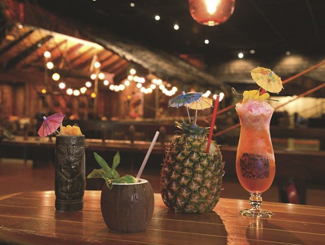 The fun and quirky Tonga Room