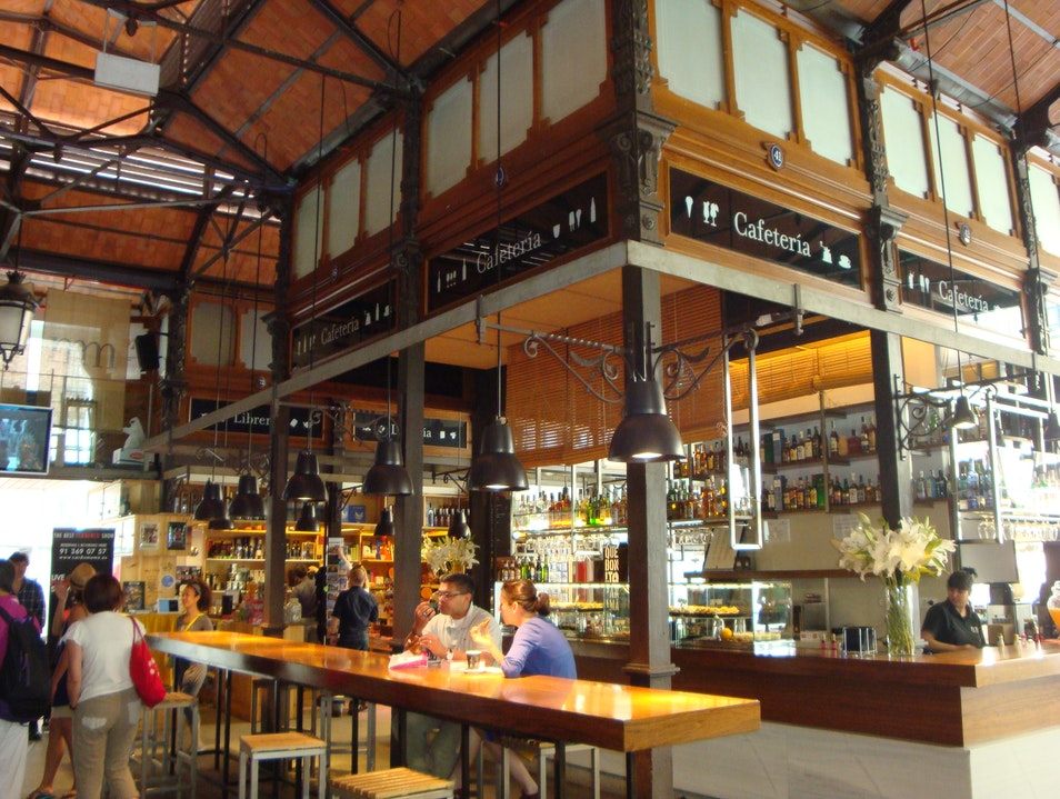 Foodie Heaven - Madrid's Mercado de San Miguel Madrid  Spain