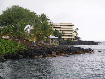 On the Rocks Kailua Kona Hawaii United States