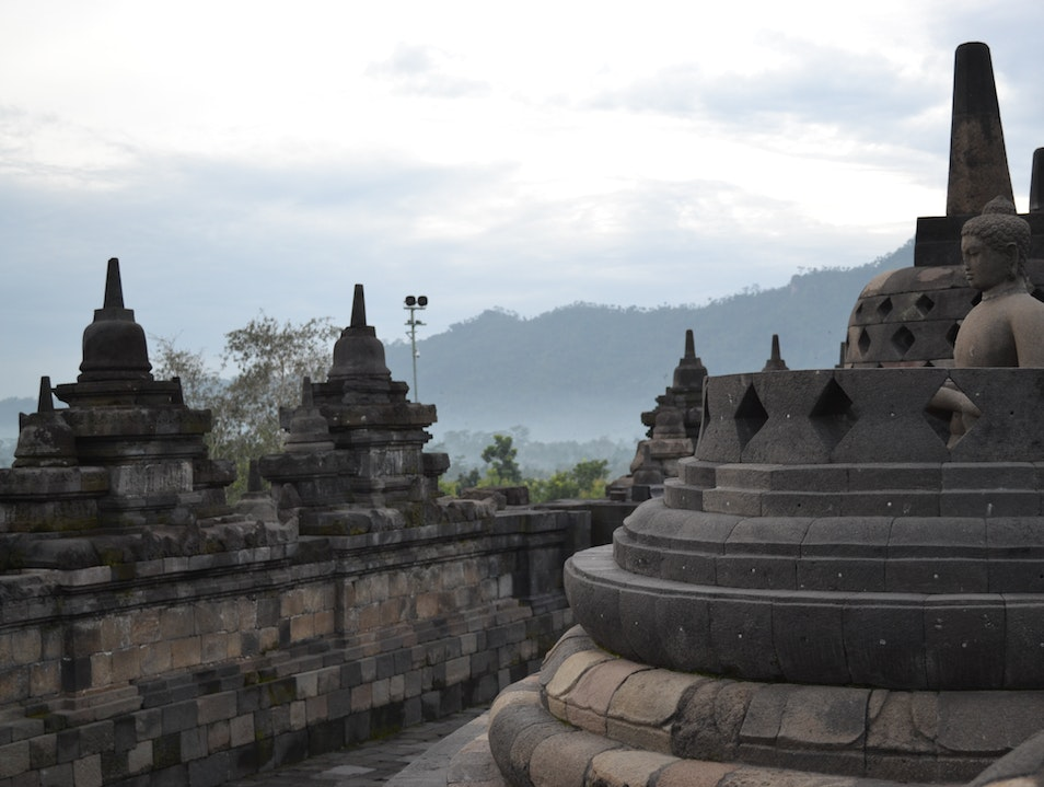 Sunrise at Borobudur - an Ecumenical Moment