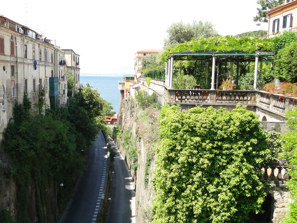 Where Sorrento Comes to Life Sorrento  Italy