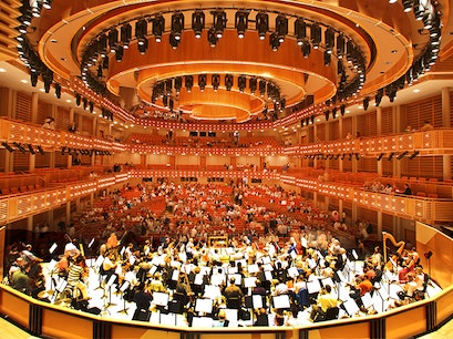 Adrienne Arsht Center for the Performing Arts Miami Florida United States