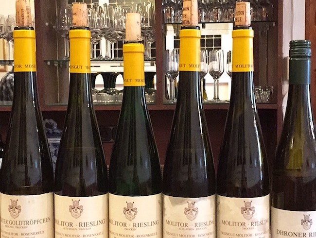 Exceptional Rieslings in Mosel Valley
