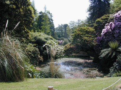 The Lost Gardens of Heligan Pentewan  United Kingdom