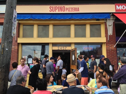 Supino Pizzeria Detroit Michigan United States