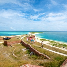 Dry Tortugas National Park Ferry - the Yankee Freedom III