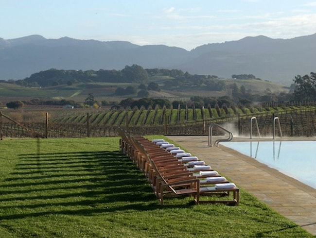 Carneros Resort and Spa, Napa, California
