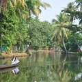 Boatrides Kainakary South  India