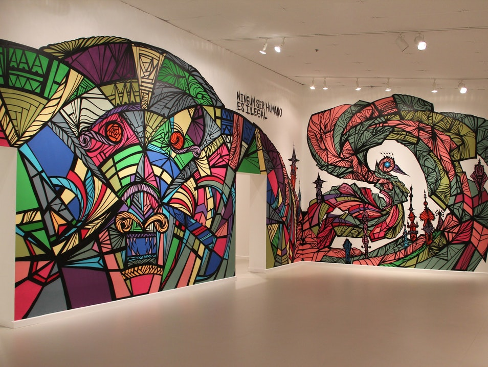 Contemporary Art at Houston's Station Museum