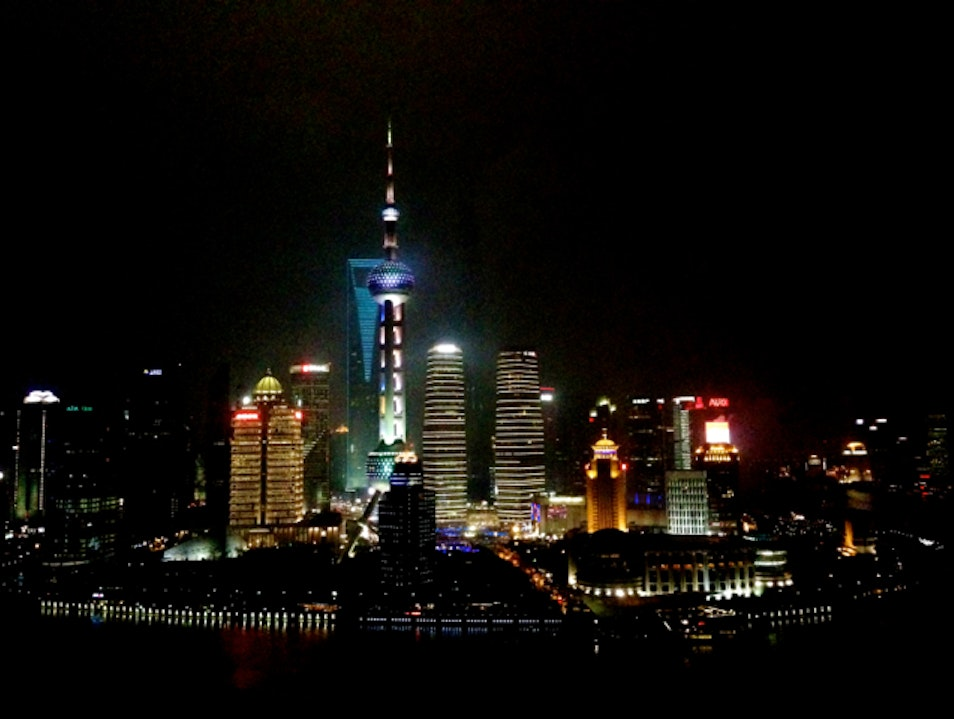 A New Perspective of Shanghai