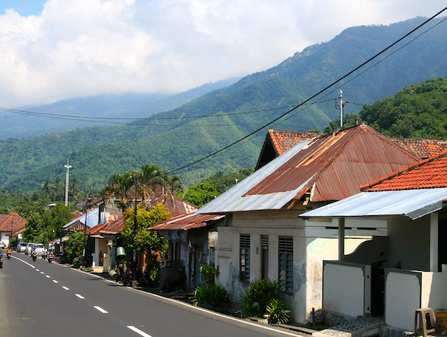 Cruising Northern Bali