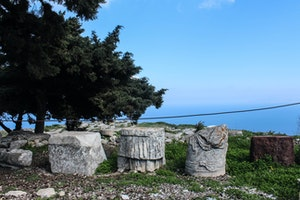 Thera Archaeological Site