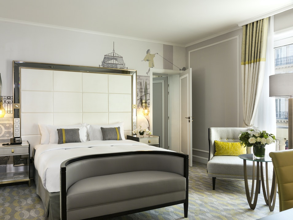 A Charming Hotel in the Heart of Paris Paris  France
