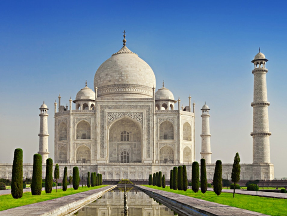 7 Wonder of World  Agra  India