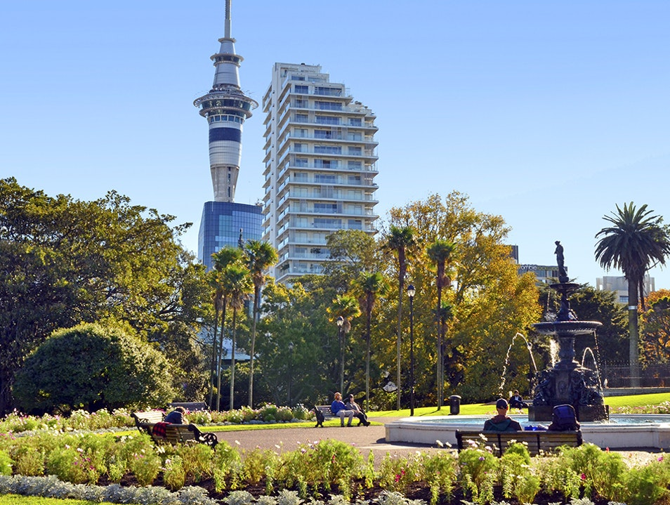 Auckland Land Discoveries® Shore Excursions Auckland  New Zealand