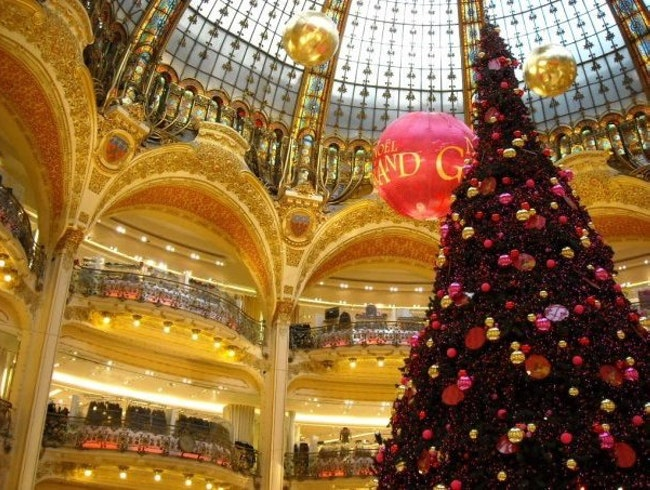 The Most Beautiful Department Store in the World