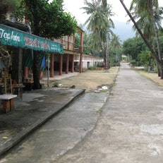 Queen's Beach and Quy Hoa Leper Colony