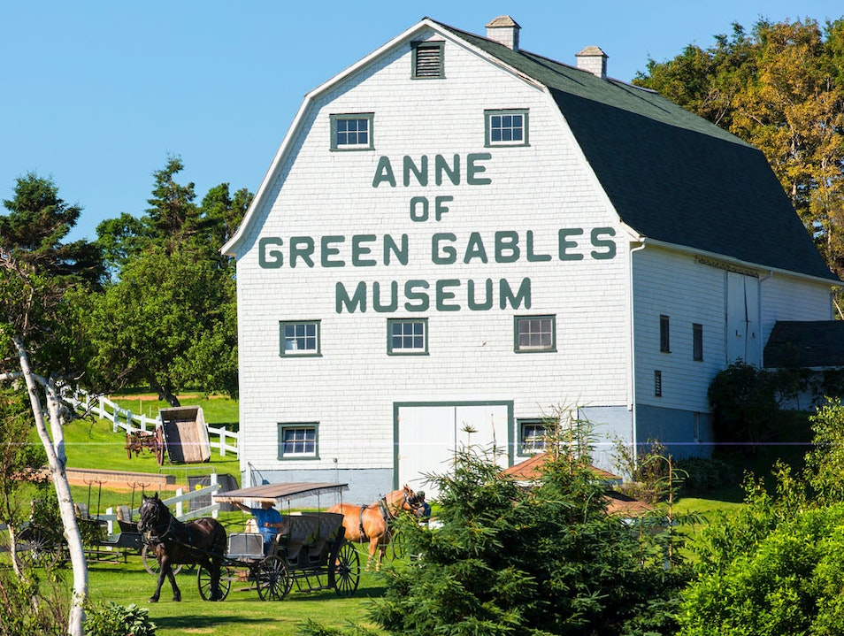 Green Gables Heritage Place Cavendish  Canada
