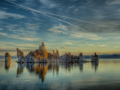 South Tufa Area Lee Vining California United States
