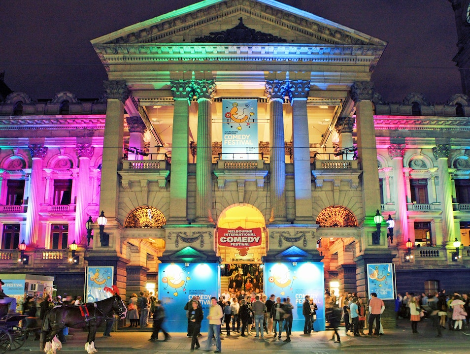 Melbourne International Comedy Festival Melbourne  Australia