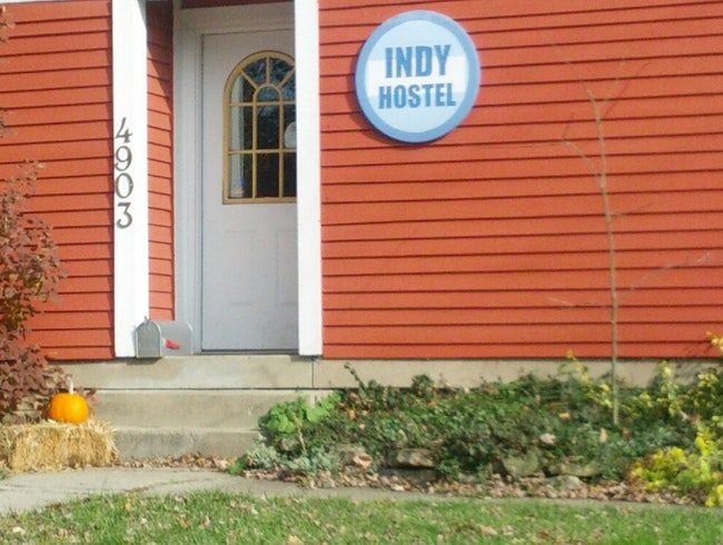 Indy Hostel offers an affordable alternative
