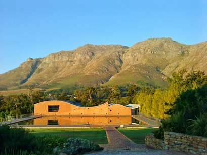 Dornier Wine Estate Stellenbosch  South Africa