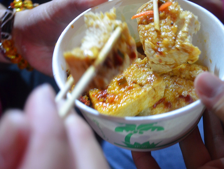 Stinky Tofu: Tasty or Terrible? Taipei  Taiwan