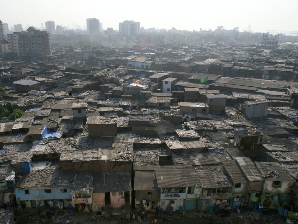 Dharavi: A City Within a City Mumbai  India