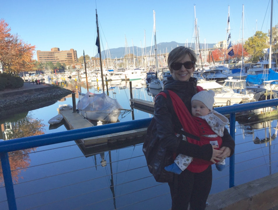 Granville Island's Kids Market Offers Kids And Adults Fun