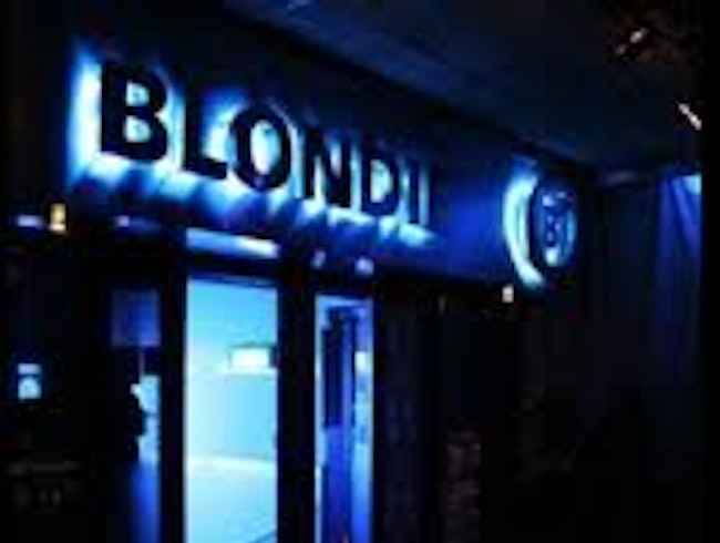 Relive the 80s at Blondie
