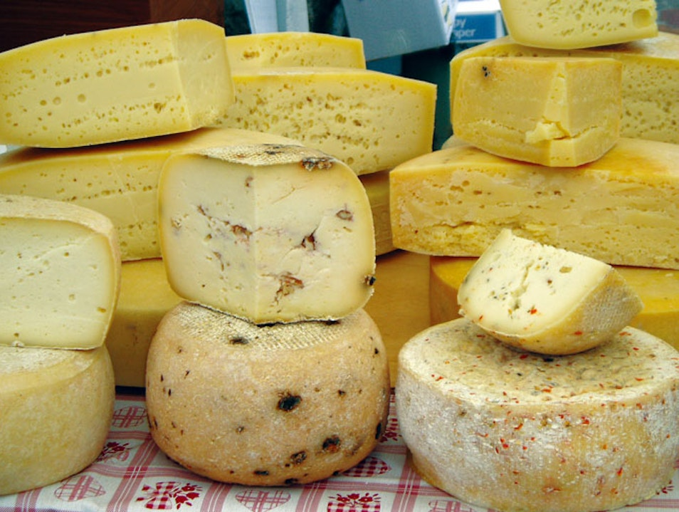 Italian Cheese-Makers Festival