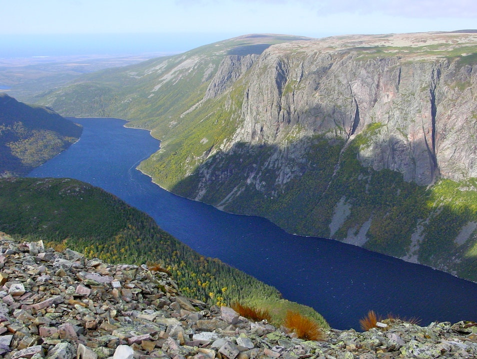 Mt. Gros Morne Norris Point  Canada
