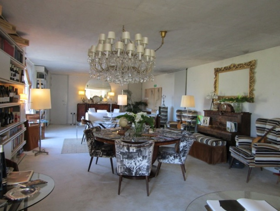Recharge  surrounded by original art and antiques Portelos  Portugal