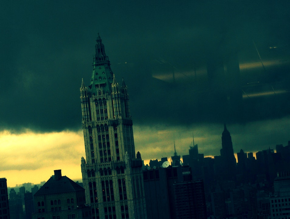 Gotham City New York New York United States
