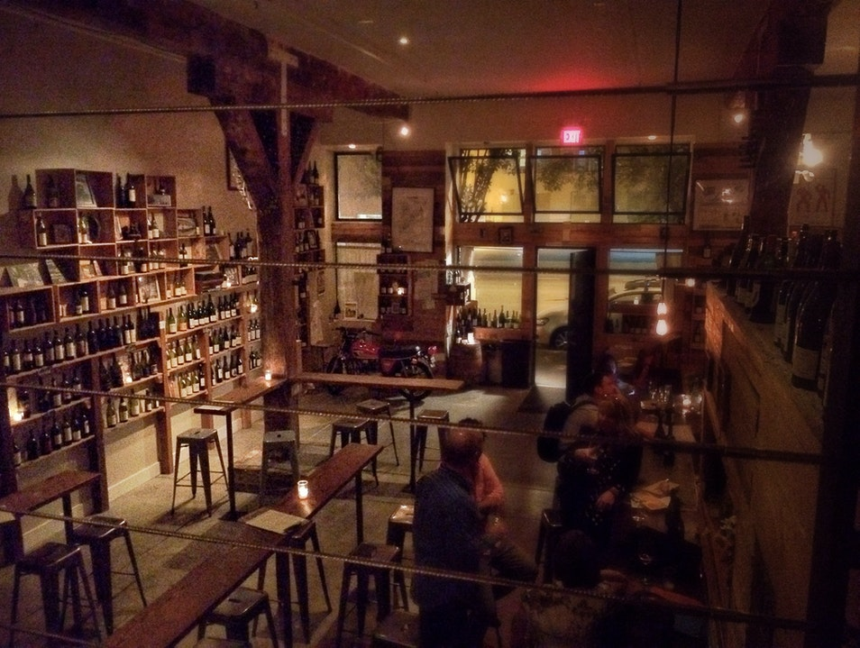 The Best Little Unknown Wine Bar in San Francisco San Francisco California United States