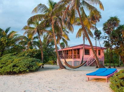 Blackbird Caye Resort Belize  Belize