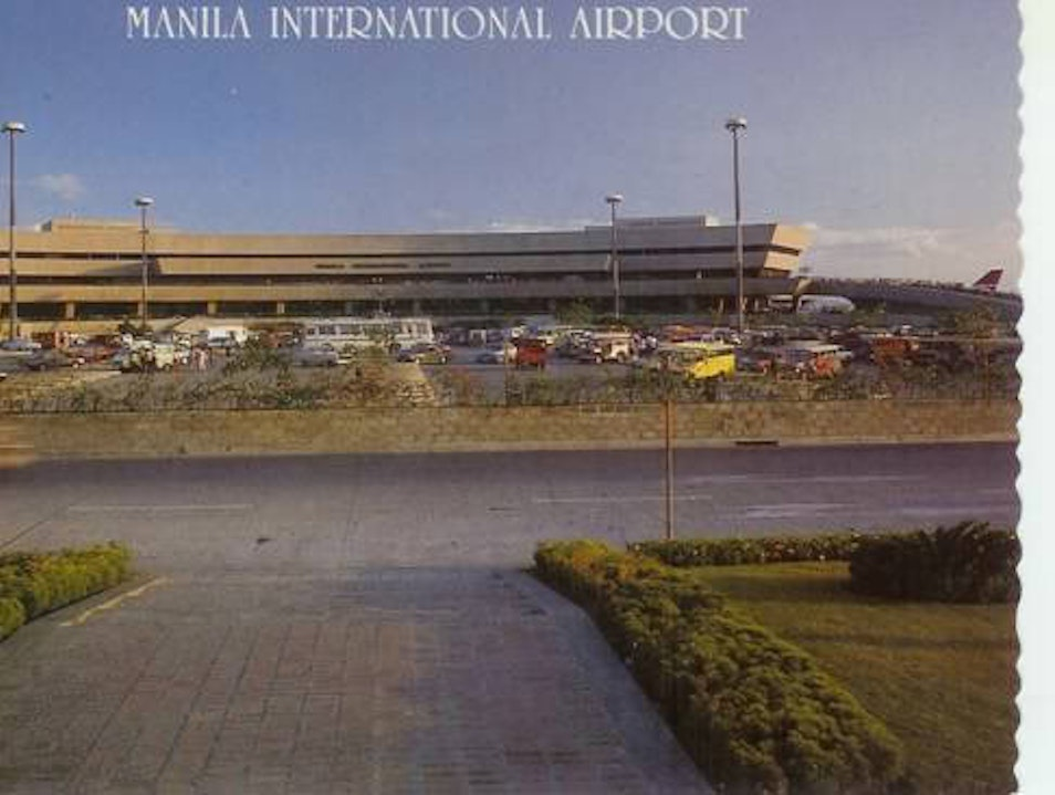 Worst. Airport. Ever.  Pasay  Philippines
