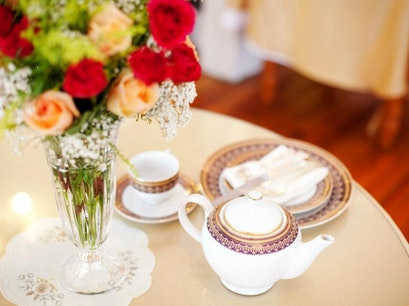 Emma's Tea Room Huntsville Alabama United States