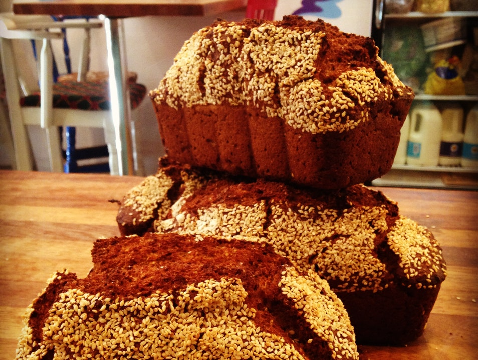 Brunch at Dublin's Foodgame: Homemade Soda Bread and Tomato Soup