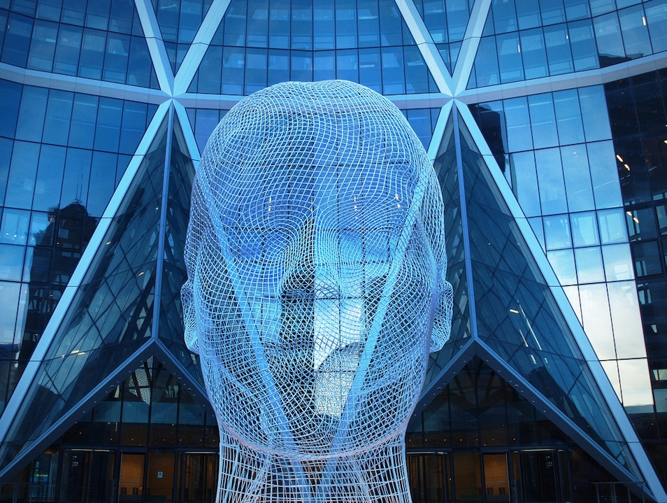 Wonderland: A Heady Sculpture for the People Calgary  Canada