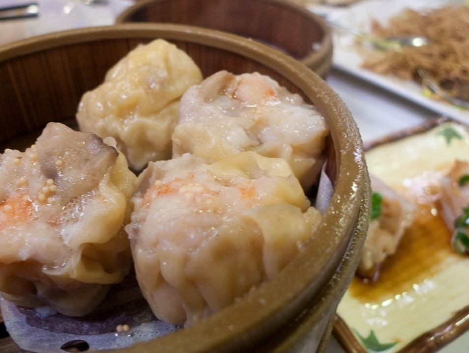 Classic Chinese Cuisine at Hong Kong Lounge in San Francisco San Francisco California United States