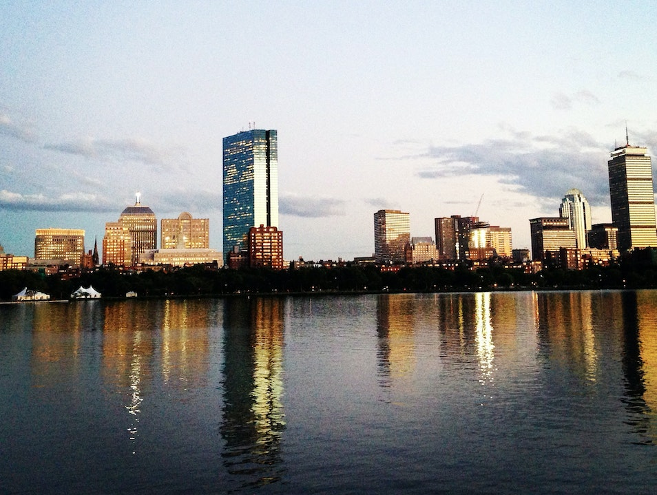 The Best Places to Catch a View of Boston Cambridge Massachusetts United States