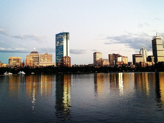 The Best Places to Catch a View of Boston